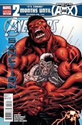 Avengers X-Sanction (2012) -3- Part 3