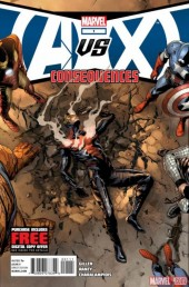 AvX: Consequences (2012) -1- Issue 1