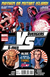 AvX: VS (2012) -1VC1- Issue 1