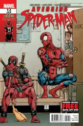 Avenging Spider-Man (2012) -12- Issue 12
