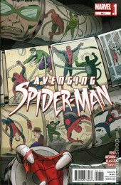 Avenging Spider-Man (2012) -151- Issue 15.1