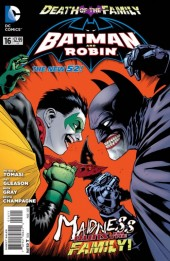 Batman and Robin (2011) -16- Cast a giant shadow