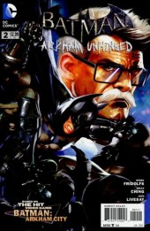 Batman: Arkham Unhinged (2012) -2- Observations