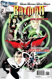 Batman Beyond Unlimited (2012) -1- 10,000 Clowns