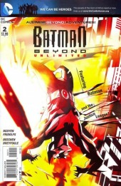 Batman Beyond Unlimited (2012) -2- Reports of my demise