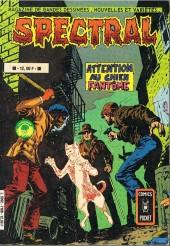 Spectral (2e série) -Rec10- Attention au chien fantôme / Le gladiateur fantôme