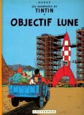 Tintin (Historique) -16C2- Objectif lune