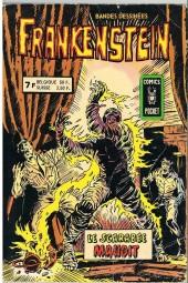 Frankenstein (Arédit - Comics Pocket)