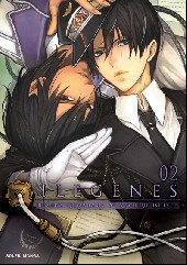 Ilegenes -2- Tome 2