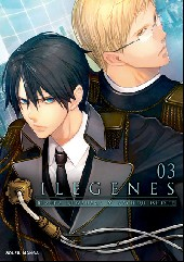Ilegenes -3- Tome 3
