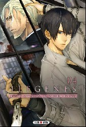 Ilegenes -4- Tome 4