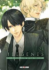 Ilegenes -5- Tome 5