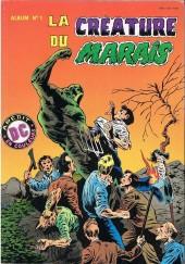 La créature du marais (1re - Arédit - Arédit DC en couleurs) -Rec02- Album N°1 (n°3 et n°4)