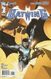Batwing (2011) -1- The cradle of civilization