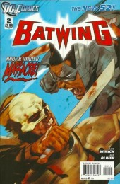 Batwing (2011) -2- First blood