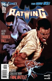 Batwing (2011) -3- Wa have blood on our hands