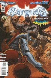 Batwing (2011) -5- Like a nightmare coming to life