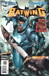 Batwing (2011) -6- I am happiest when at war