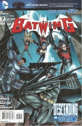 Batwing (2011) -7- But there where consequences for us