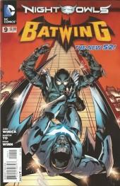 Batwing (2011) -9- You have benn judged unworthy