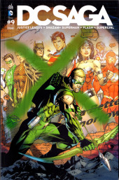 DC Saga -9- Numéro 9