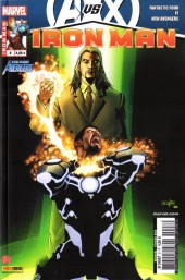Iron Man (Marvel France - 2012) -8- Inertie