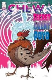 Chew (2009) -HS01- Secret Agent Poyo