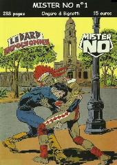 Mister No (BD13-18) -1- le dard empoisonné