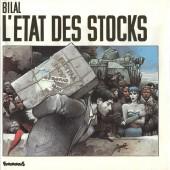 L'État des stocks -1- L'état des stocks