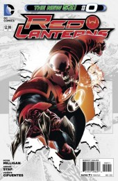 Red Lanterns (2011) -0- Atrocitus: The Second Prophecy