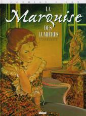 La marquise des Lumières -INT- La marquise des lumières