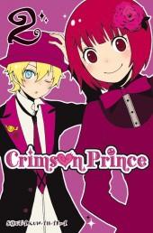 Crimson Prince -2- Tome 2