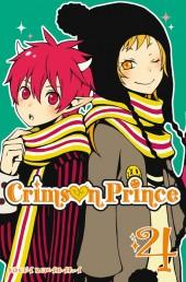 Crimson Prince -4- Tome 4