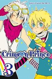 Crimson Prince -3- Tome 3