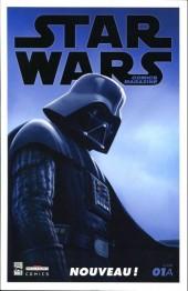 Star Wars - Comics magazine -1A- Mythologie