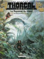 Thorgal (Les mondes de) - Louve -3- Le Royaume du chaos