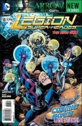 Legion of Super-Heroes (2011) -13- Questions