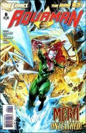 Aquaman (2011) -6- Deserted !