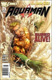 Aquaman (2011) -5- Lost
