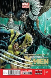 Wolverine and the X-Men Vol.1 (Marvel comics - 2011) -23- The last frankenstein