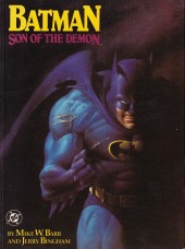 Batman (One shots - Graphic novels) - Son of the Demon
