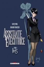 Assistante & Exécutrice -1- Iris