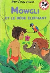 Mickey club du livre -151- Mowgli et le bébé éléphant