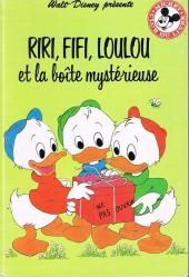 Mickey club du livre -206- Riri, fifi, loulou et la boîte mystérieuse