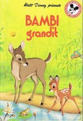 Mickey club du livre -44- Bambi grandit