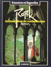Rork -3- Le cimetière de Cathédrales