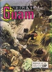 Sergent Guam -10- La porte de l'enfer