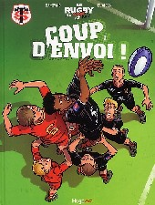 Le rugby en rouge et noir -1- Coup d'envoi !