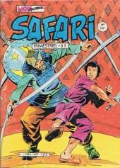 Safari (Mon Journal) -147- Tiki, l'appel de la jungle