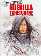Insiders -1- Guérilla tchétchène